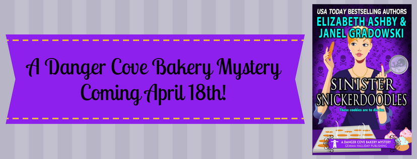 A Danger Cove Bakery Mystery(1)