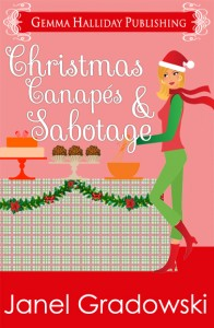 Christmas Canapes & Sabotage